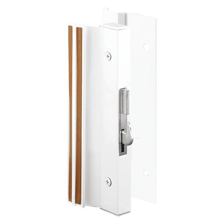 Primeline Patio Door Handle Set Dull C 1203 Zoro