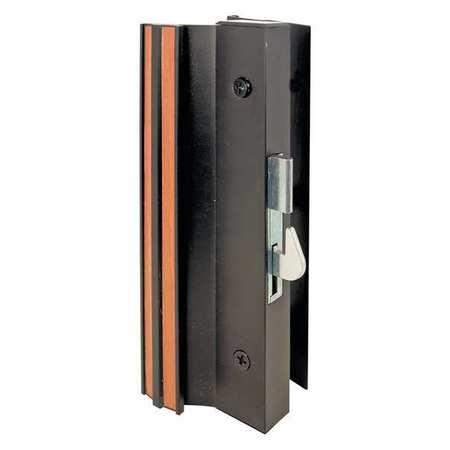 Primeline Patio Door Handle Set, Dull C 1071 | Zoro.com