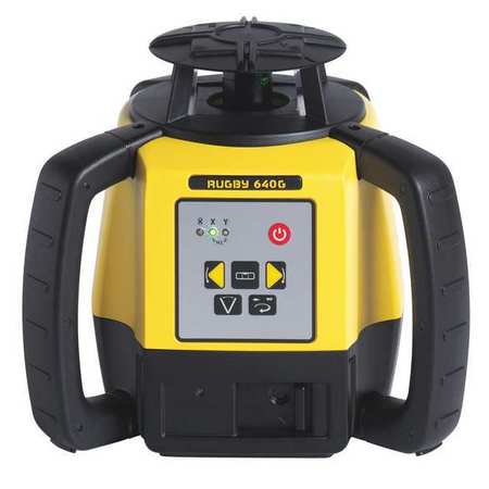 Rotary Laser Level,D-Cell/Li-Ion Battery