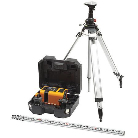 Rotary Laser Kit,7 L,6 W