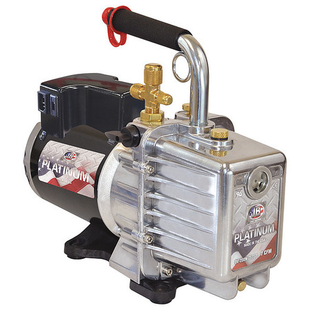 Refrigerant Evacuation Pump,7.0 cfm -  JB INDUSTRIES, DV-200N-250SP