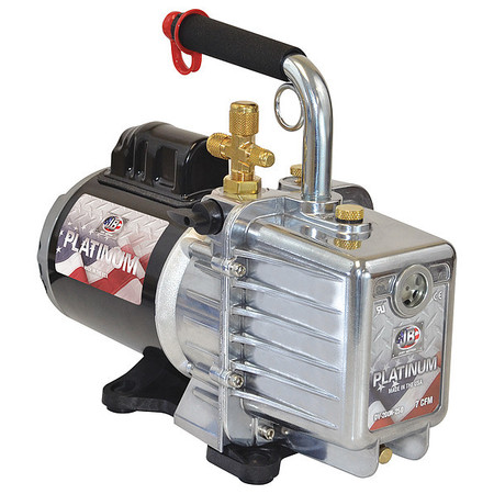 Refrigerant Evacuation Pump, 7.0 cfm, Cord: 6 ft -  JB INDUSTRIES, DV-200N-250
