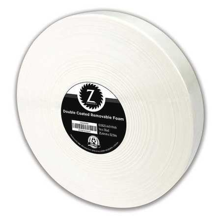 """Double Coated Removable Foam 1"""" X 36YD"""