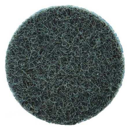 "5"" Surface Conditioning Disc,  Hook-and-Loop,  Very Fine,  Aluminum Oxide,  Non-Woven"