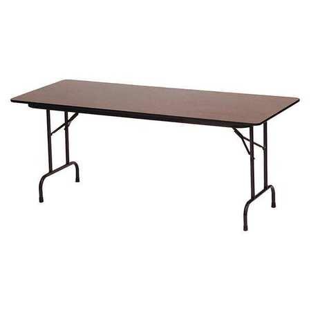 Correll Inc Top Folding Table 36x72 Melamine Cf3672m 01 Zorocom
