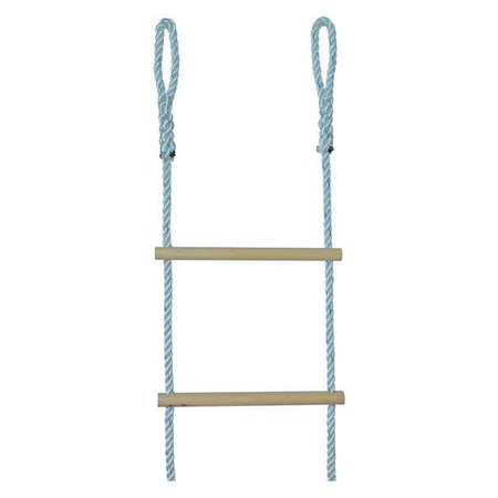 Gemtor Ladder Nylon Rope 3 Loops 30 Ft 322 30l Zoro Com