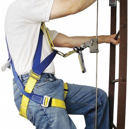 Gemtor Ladder Climber System W 933 2 Harness 6001 100ft