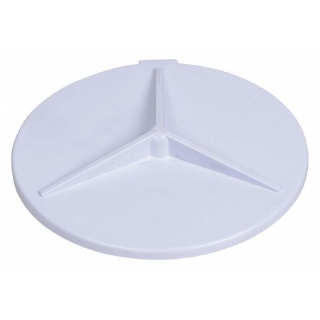 Oatey 43927 4-inch PVC Flapper with O-Ring