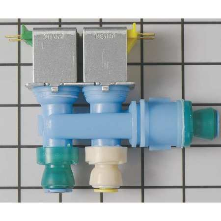 Whirlpool Refrigerator Water Inlet Valve W10349187 Zoro Com