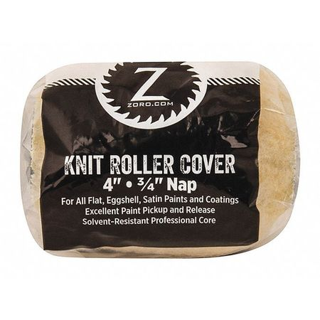 "Knit Roller 3/4"" Nap 4"""