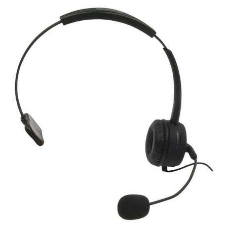 Roadking Wired Noise Canceling Headset, Hands Free RK100   Zoro.com