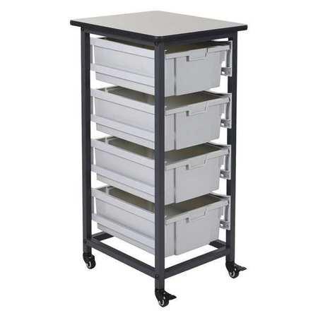 stackable storage bins 4 s - Stackable Storage Bins