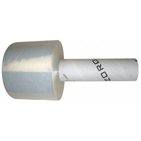"Stretch Wrap 3"" x 1000 ft.,  Cast Style,  Clear"