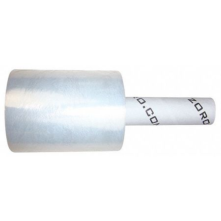 "Stretch Wrap 5"" x 1000 ft.,  Cast Style,  Clear"