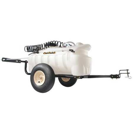 Agri-Fab 25 Gal  Tow Sprayer With Boom 45-0293 | Zoro com