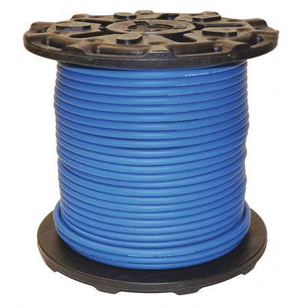 "1/4"" x 250 ft EPDM Bulk Multipurpose Air Hose 250 psi BL"