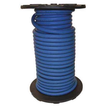 "3/4"" x 250 ft EPDM Bulk Multipurpose Air Hose 250 psi BL"