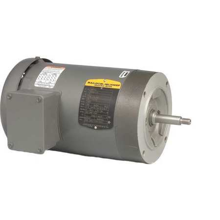 Baldor Electric Motors - Electric Motors Driven By Variable ... on