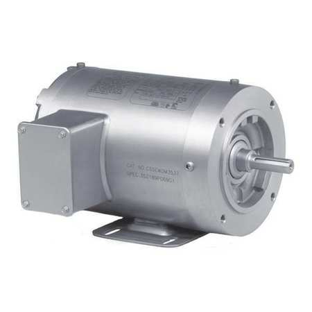 Baldor Electric Washdown Ac Motor 1 Hp 1760 Rpm 3 Phase