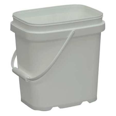 Basco Tall Plastic Container 1 gal EZ ET14 Zorocom