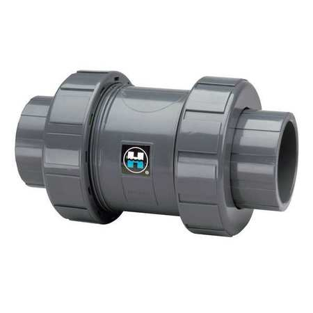 "1-1/4"" FNPT Socket PVC Check Valve"