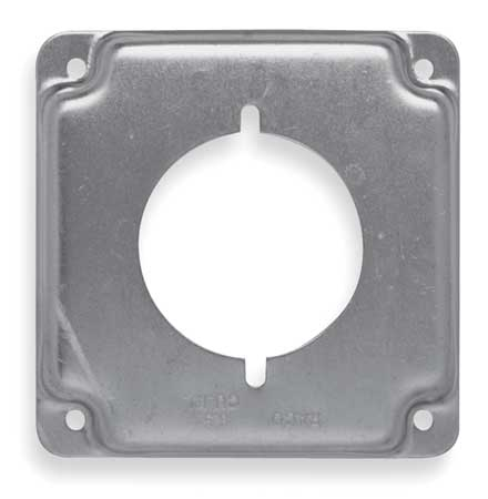 Electrical Box Cover, 30-50A Receptacle