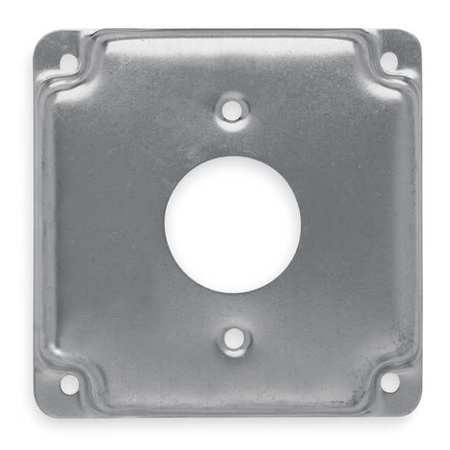 Electrical Box Cover, 2-Gang
