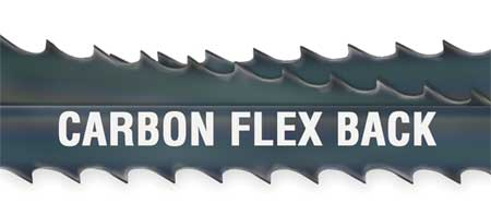 Band Saw Blade, 5 ft. 8 In. L