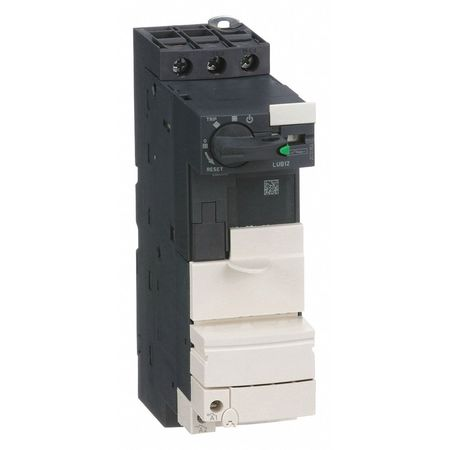 Starter Power Base, 600VAC, 12A