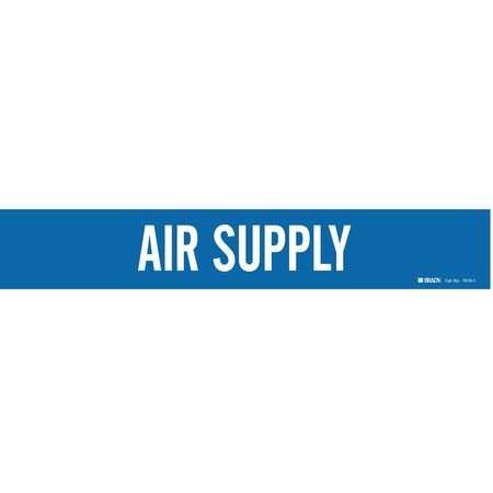 Pipe Markr, Air Supply, Bl, 2-1/2to7-7/8 In