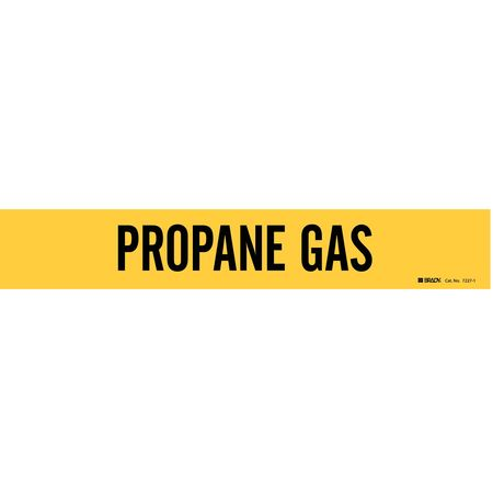 Pipe Markr, Propane Gas, Y, 2-1/2to7-7/8 In