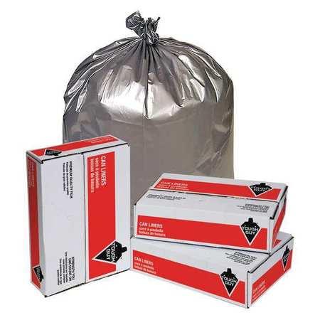 Trash Bags,  60 gal.,  1.7 mil,  PK50
