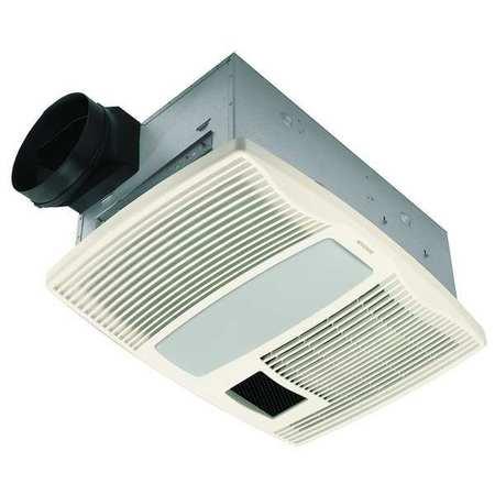 Bathroom Fan, 110 CFM, 13.5A