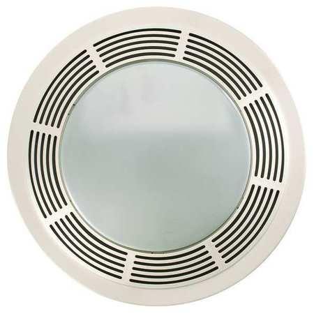 Bathroom Fan, 100 CFM, 1.9A