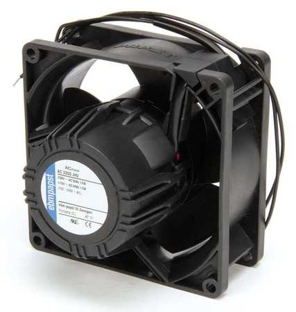 "3-5/8"" Square Axial Fan,  115/230VAC"