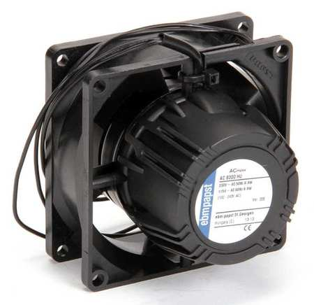 "3-3/16"" Square Axial Fan,  115/230VAC"