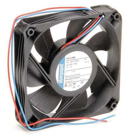 "4-11/16"" Square Axial Fan,  12VDC"