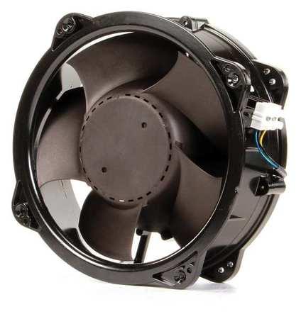 "9-1/8"" Round Axial Fan,  230VAC"