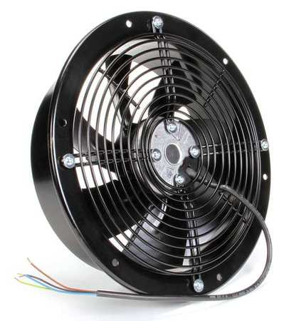 "12-1/2"" Round Axial Fan,  115VAC"