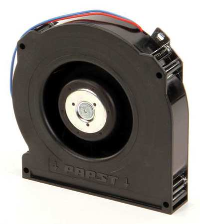 "5"" Round Flatpack Axial Fan,  24VDC"