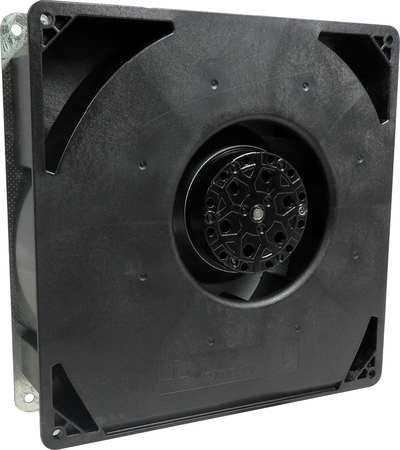"8-2/3"" Square Flatpack Axial Fan,  115VAC"
