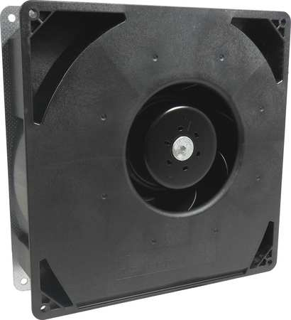 "8-2/3"" Square Flatpack Axial Fan,  24VDC"