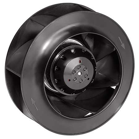 Motorized Impeller, 9 in., 115VAC