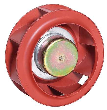 Motorized Impeller, 6-7/8 in., 24VDC