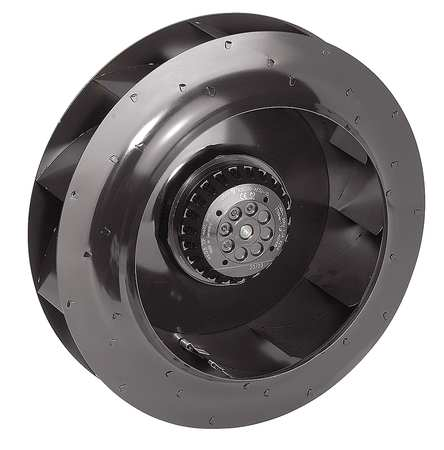 Motorized Impeller, 11 in., 115VAC