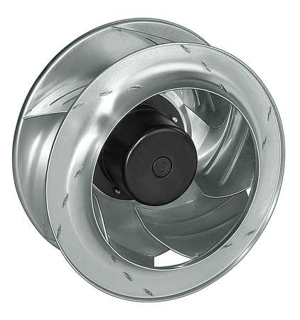 Motorized Impeller, 12-1/2 in., 24VDC