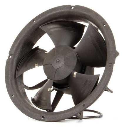 "9-7/8"" Round Axial Fan,  230VAC"