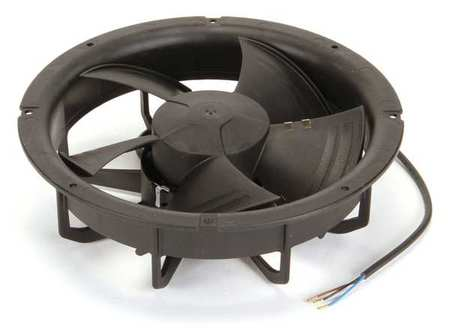 "9-7/8"" Round Axial Fan,  230VAC"