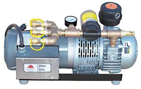 Ambient Air Pump, Hansen, 0 to 15 psi