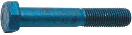 M12-1.75 x 100 mm. Class 10.9 Blue Phosphate Hex Head Cap Screw,  5 pk.